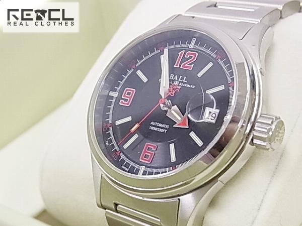 実際に弊社で買取させて頂いたBALLWATCH[13万↑]ストークマン 手巻き時計 NM2088C-S2J-BKRD