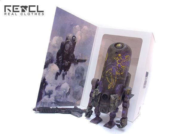 ARMSTRONG Mod7 1G ワールドウォーロボット WWRP threeA 1/12