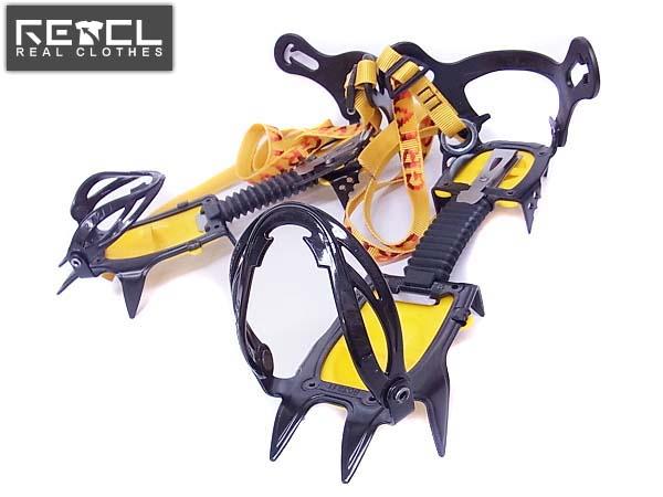 GRIVEL/グリベル G10 10本爪アイゼン スパイク イエロー