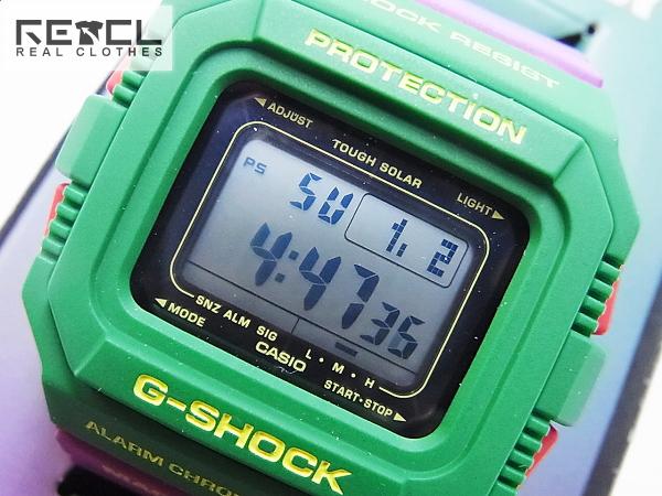 G-SHOCK マックダディ コラボ タフソーラー G-5500MD-3JR