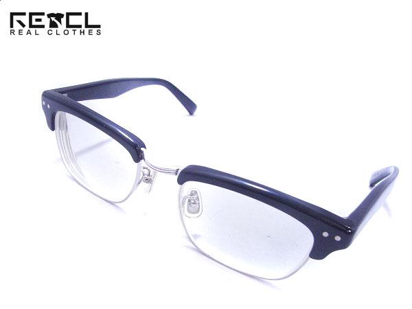 金子眼鏡/カネコ 恒眸作 サーモント型メガネフレーム T-254