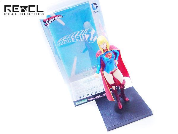 コトブキヤ DC COMICS SUPERGIRL ARTFX+ NEW52 フィギュア 1/10