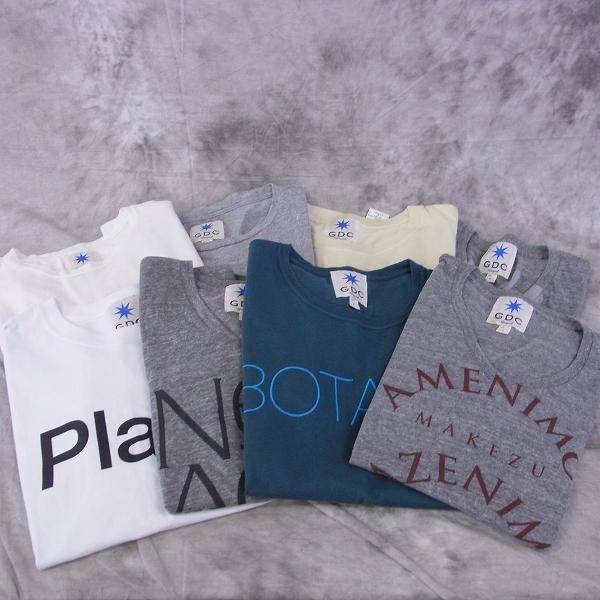 ☆GDC/ジーディーシー/グランドキャニオン フラワープリント等 Tシャツ Lサイズ 8点SET