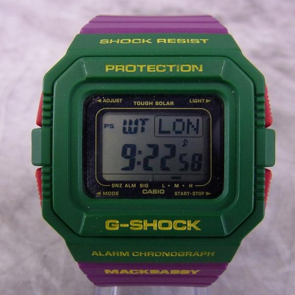 G-SHOCK/Gショック マックダディコラボモデル タフソーラー G-5500MD-3JR