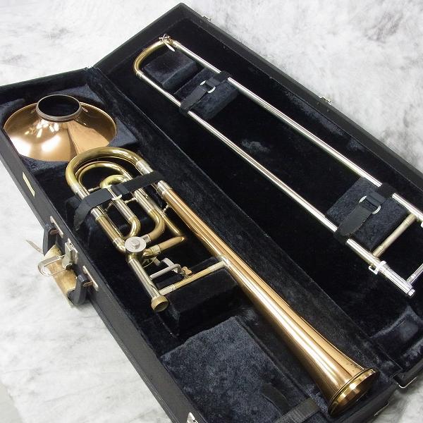 ★ Holton ホルトン TR159 ベルカット テナーバス トロンボーン 管楽器