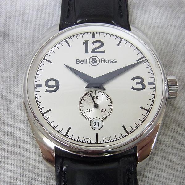 Bell&Ross/ベル&ロス VINTAGE/ヴィンテージ GENEVA123/ジュネバ123 腕時計 GENEVA123W-AL
