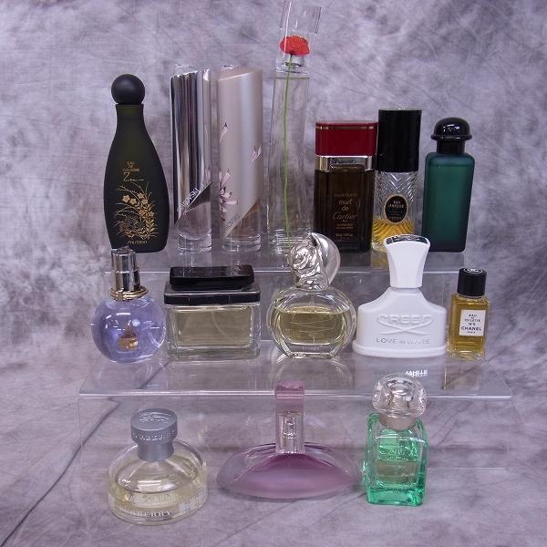 エルメス/ランバン/カルティエ/クリード/バーバリー/スワロフスキー等 レディース 香水
