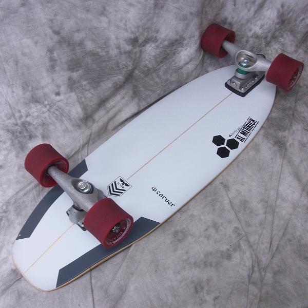 CARVER/カーバー ショート サーフスケートボード コンプリートセット