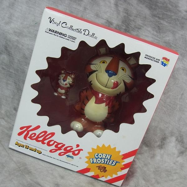 VCD Kellogg's/ケロッグ コーンフロスティ トニー&ミニ・トニー 1/6