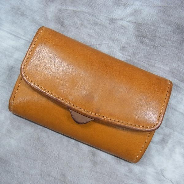 CORBO/コルボ Bottomボトム 三つ折り財布/ウォレット/8LE-9406