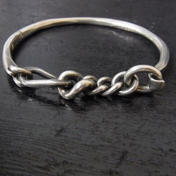 WERKSTATT MUNCHEN/ワークスタッドミュンヘン Bracelet Wild Links Closure Material Silver/シルバー Ag .925