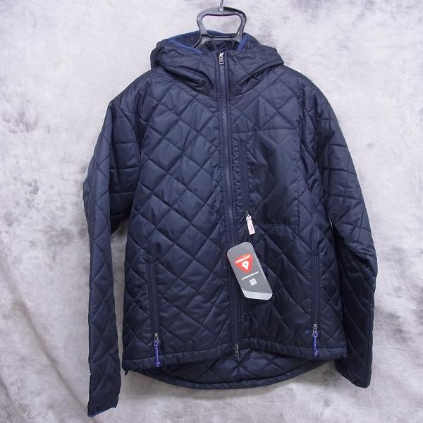 【未使用】Battenwear/バテンウェア キルテッド ガイド パーカー プリマロフト M