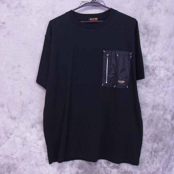実際に弊社で買取させて頂いたLet it Ride/レットイットライド 胸ポケット半袖Tシャツ カットソー/M