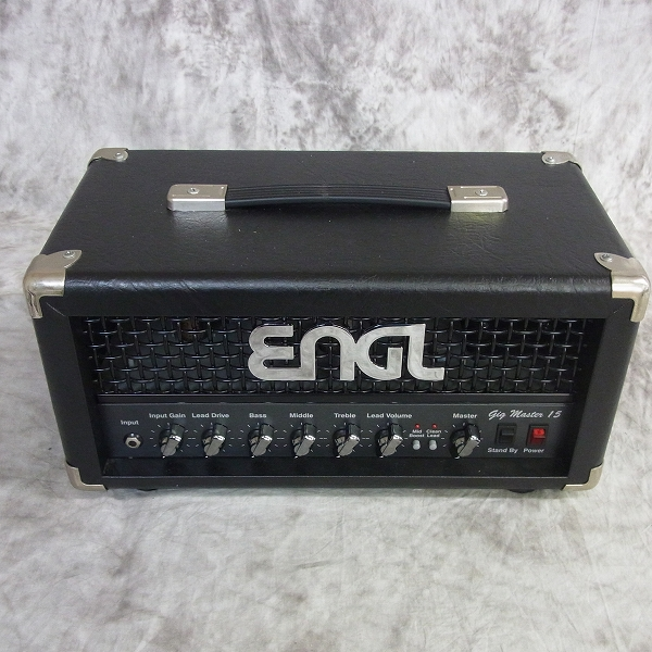 ★ENGL/エングル Gigmaster 15/ギグマスター15 ヘッドアンプ E315