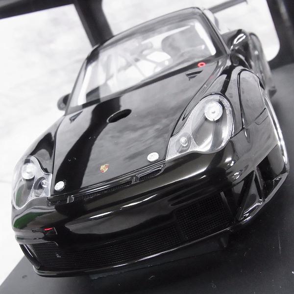 AUTOart/オートアート PORSCHE 911 996 GT3 RSR プレーンボディ ミニカー