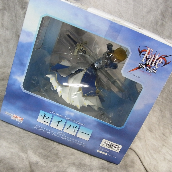 GOOD SMILE COMPANY/グッスマ Fate/Stay night/フェイト ステイナイト 1/8スケール セイバー フィギュア