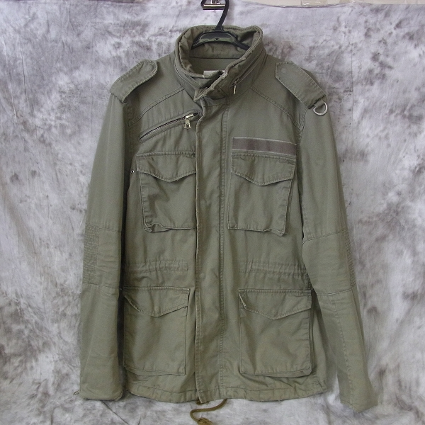 CHARMCULT/チャームカルト M-65 ミリタリージャケット/2