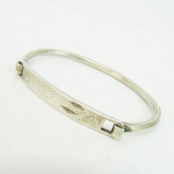 WERKSTATT MÜNCHEN/ワークスタットミュンヘン  bracelet closure tag tool traces/ブレスレット M2631/S