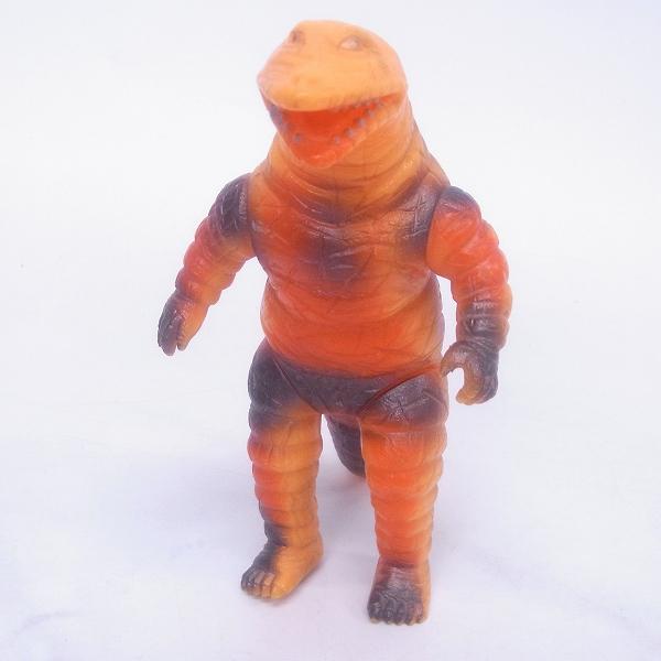 ポピー ウルトラマン/怪獣 キングザウルスシリーズ テレスドン 後期型 ソフビ/フィギュア