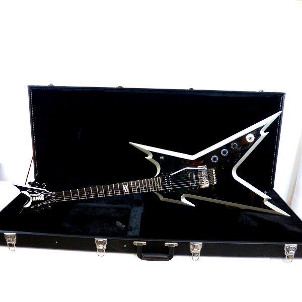 実際に弊社で買取させて頂いた★DEAN/ディーン Dime Razorback FLOYD ROSE エレキギター ハードケース付
