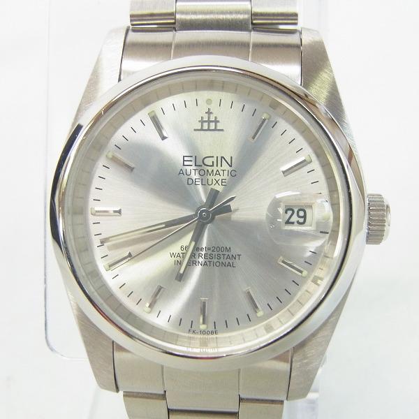 ELGIN/エルジン 自動巻き 腕時計 FK-1008-E