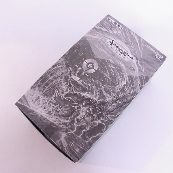 メガハウス 食玩 アートワークス コレクション featuring 開田裕治 第四弾 東宝編1 1セット