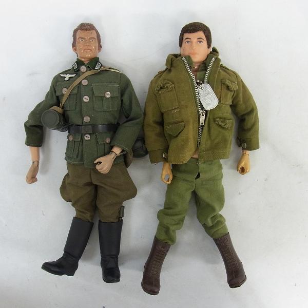G.I. Joe/G.I.ジョー HASBRO/ハスブロ フィギュア ボイス/サウンドアクション ドイツ陸軍/Amy 等 2点セット