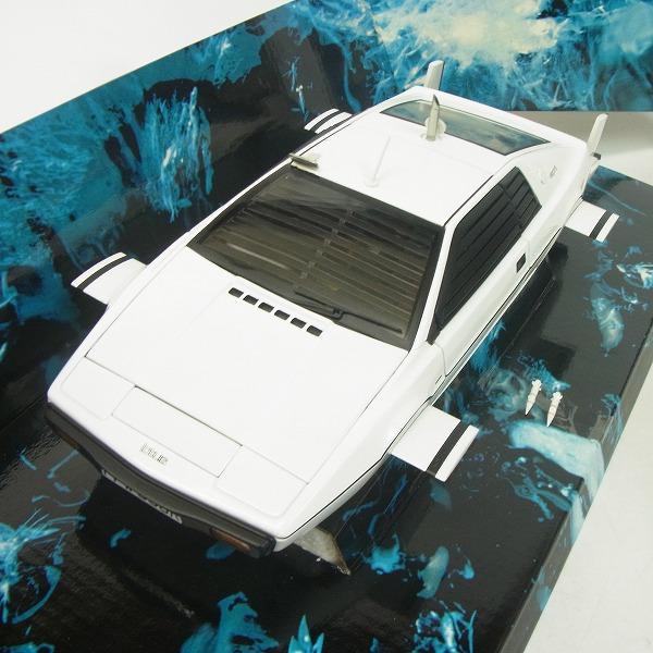 AUTOart/オートアート 007/ダブルオーセブン LOTUS/ロータス ESPRIT ボンドカー
