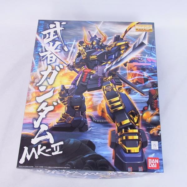 【未組立】BANDAI/バンダイ MG 武者ガンダムMK-2 1/100 ガンプラ