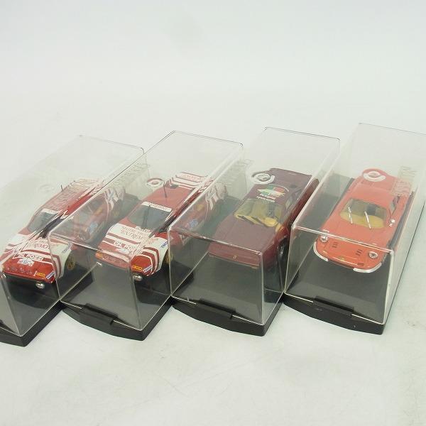 実際に弊社で買取させて頂いたVITESSE/ビテス 1/43 モデルカー Ferrari/フェラーリ 4点セット