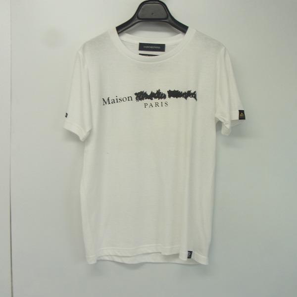 実際に弊社で買取させて頂いた【未使用】drestripドレストリップ × オーバーザストライプス プリントTシャツ ホワイト S