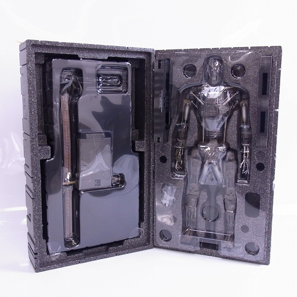 【未使用】HOT TOYS/ホットトイズ ターミネーター SALVATION T-600 コレクターズエディション