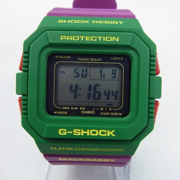 G-SHOCK/Gショック マックダディ コラボモデル タフソーラー G-5500MD-3JR