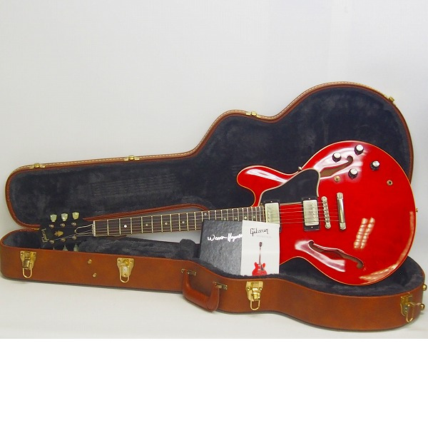 ★Gibson/ギブソン MEMPHIS Warren Haynes/ウォーレン・ヘインズ 1961 ES-335 セミアコ エレキギター 500本限定
