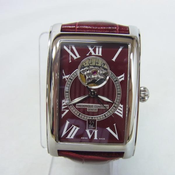 FREDERIQUE CONSTANT/フレデリックコンスタント クラシック カレ ハートビート 世界限定600本 腕時計 FC-315BRG4C26