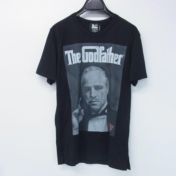 実際に弊社で買取させて頂いたTheater8 casted by mastermind/マスターマインド The Godfather 半袖Tシャツ/S