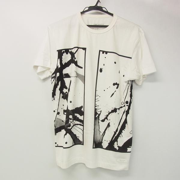 CORE JEWELS × TOMOKAZU MATSUYAMA/コアジュエルス×松山智一 ハーフスリーブ/半袖 カットソー/Tシャツ Size:M