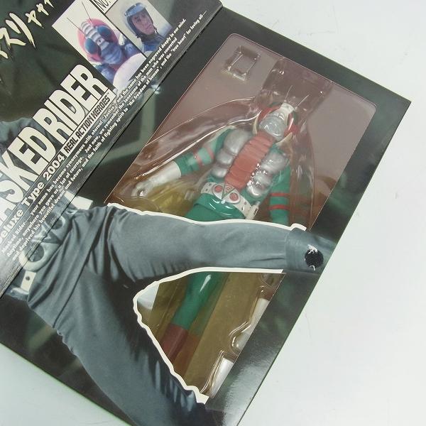 メディコムトイ リアルアクションヒーローズ No.193 仮面ライダーV3 2004デラックスタイプ