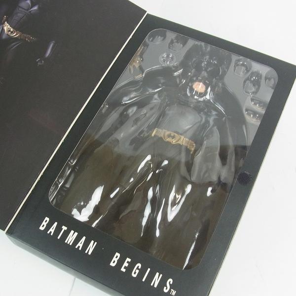 ホットトイズ ムービーマスターピース 1/6 BATMAN BEGINS バットマ・ ビギンズ MMS13