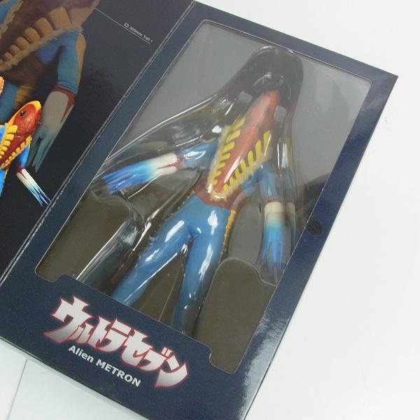メディコムトイ リアルアクションヒーローズ ウルトラセブン RAH Alien METRON/メトロン星人 No.229