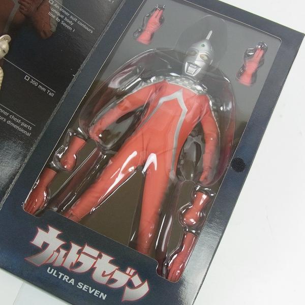 【未開封】メディコムトイ リアルアクションヒーローズ ウルトラセブン RAH301