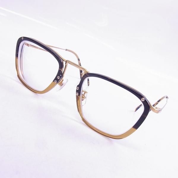 実際に弊社で買取させて頂いたChristian Roth/クリスチャンロス 眼鏡/メガネフレーム 日本製/CR F06 C-7